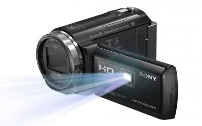 HDR-PJ530E von Sony