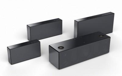 SRS-X9_X7_X5 und CMT-X5CD von Sony