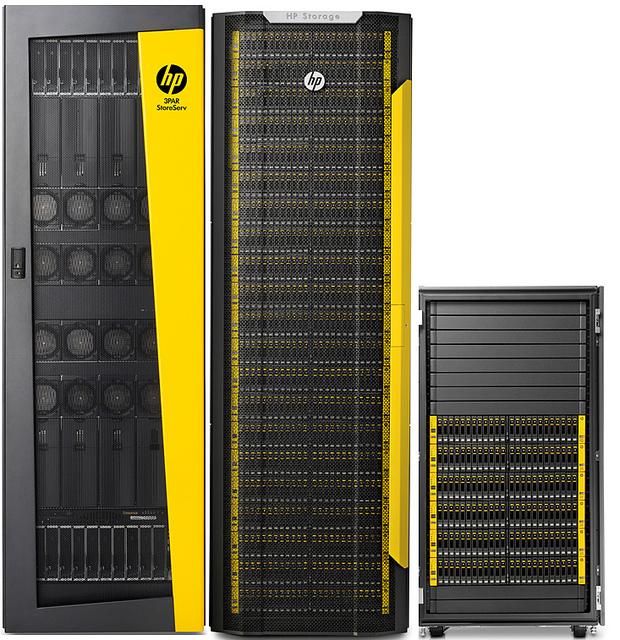 HP 3PAR StoreServ