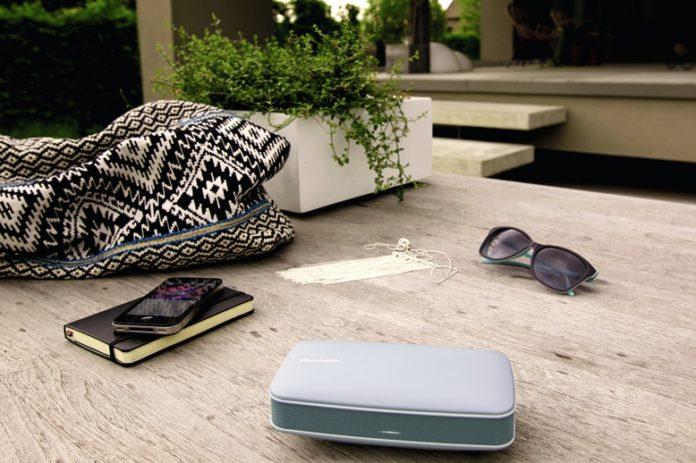 Pioneer Bluetooth-Lautsprecher FreeMe