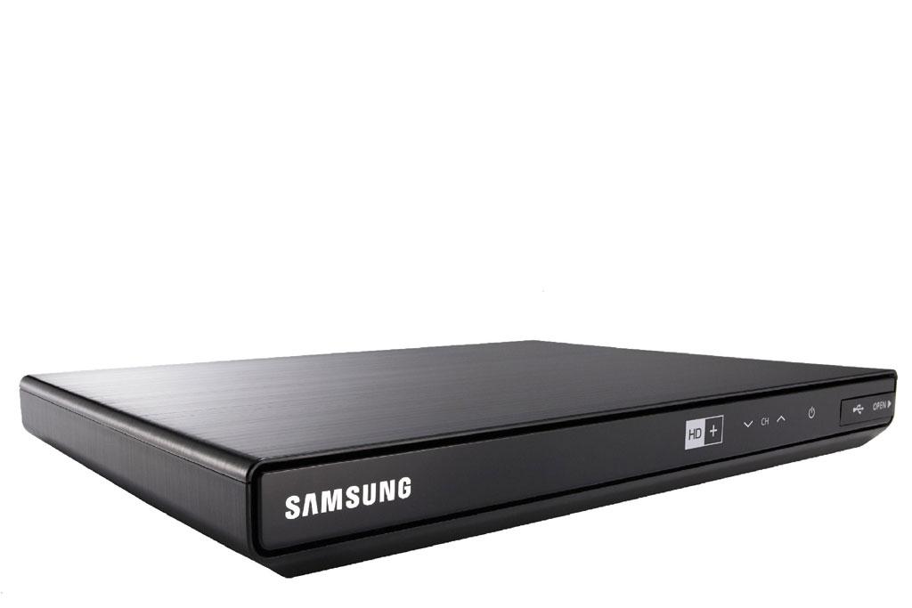 Samsung HDTV Satelliten-Receiver GX-SM550SH