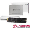 Transcend JetDrive SSD Upgrade Kits