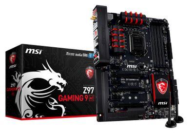MSI Z97-Motherboard