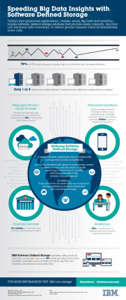 IBM SDS Infographic