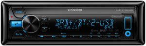 Kennwood KDC-BT48DAB