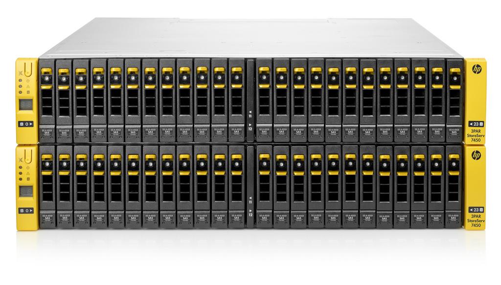 HP 3PAR StoreServ 7450 Storage