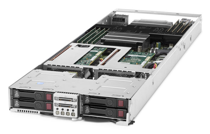 HP ProLiant XL220a