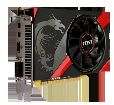 MSI R9 270X GAMING 2G ITX