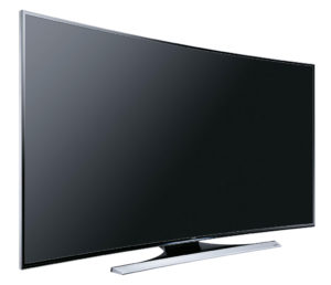 Samsung Curved UHD TV HU8290