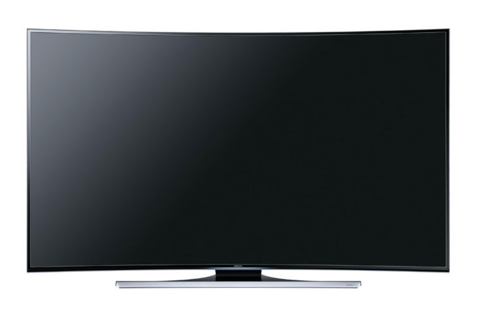 Samsung Curved UHD TV HU8290