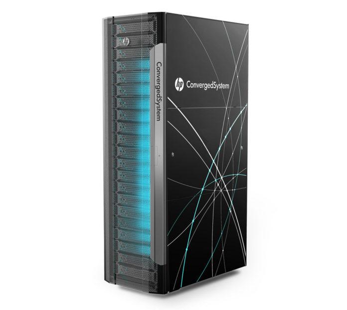 HP ConvergedSystem for SAP HANA