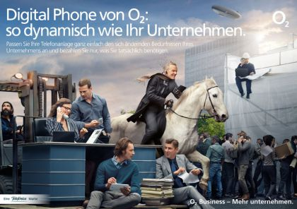 O2 Digital Phone