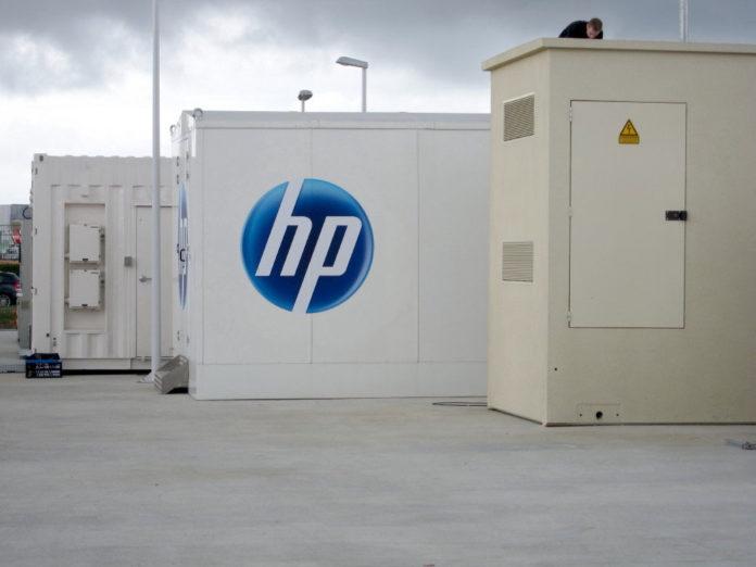 HP Pod