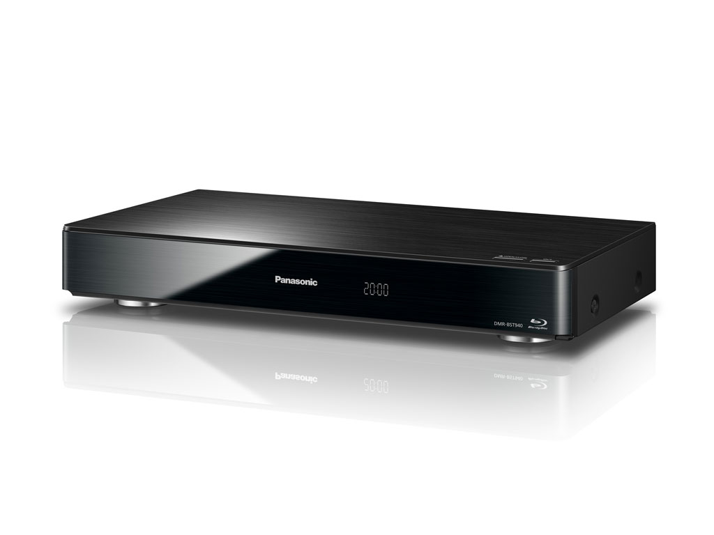 Panasonic Blu-ray Recorder DMR-BCT/BST940