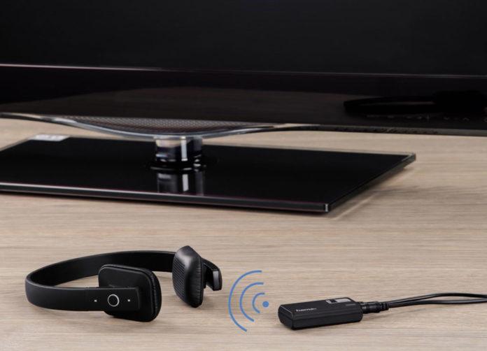 Bluetooth-Audio-Sender Twin