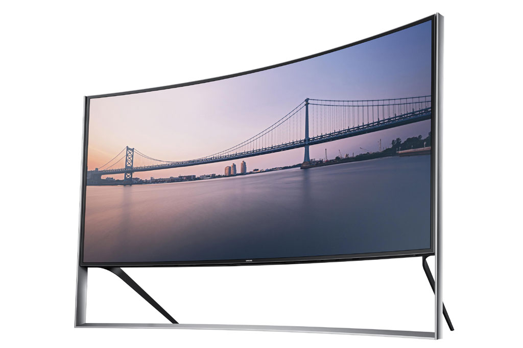 Samsung UHD TV UE105S9W Timeless