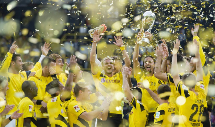 Grundig-Technologie für Stadion Borussia Dortmund