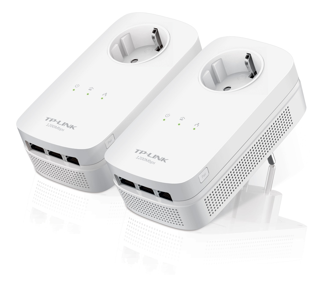 TP-LINK Powerline-Adapter-KIT TL-PA8030PKIT
