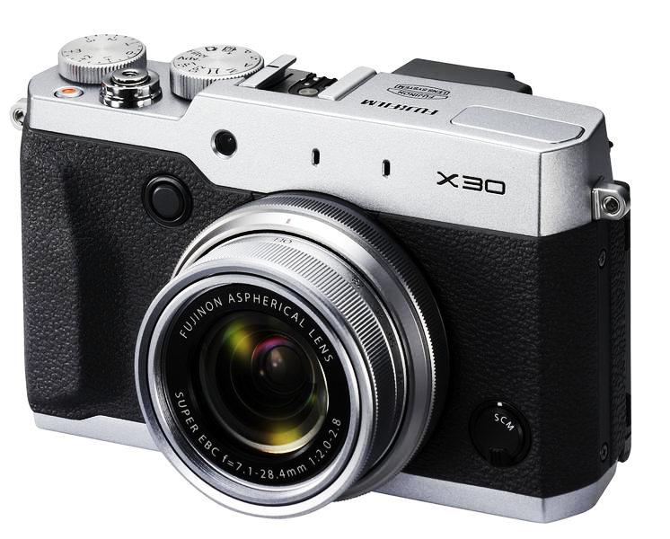 Premium-Kompaktkamera FUJIFILM X30