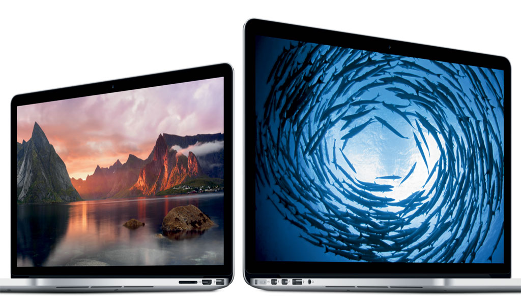 MacBook Pro mit Retina Display
