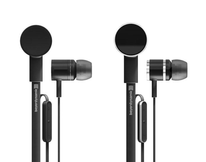 beyerdynamic In-Ear Kopfhörer/Headsets iDX 120 iE und iDX 160 iE
