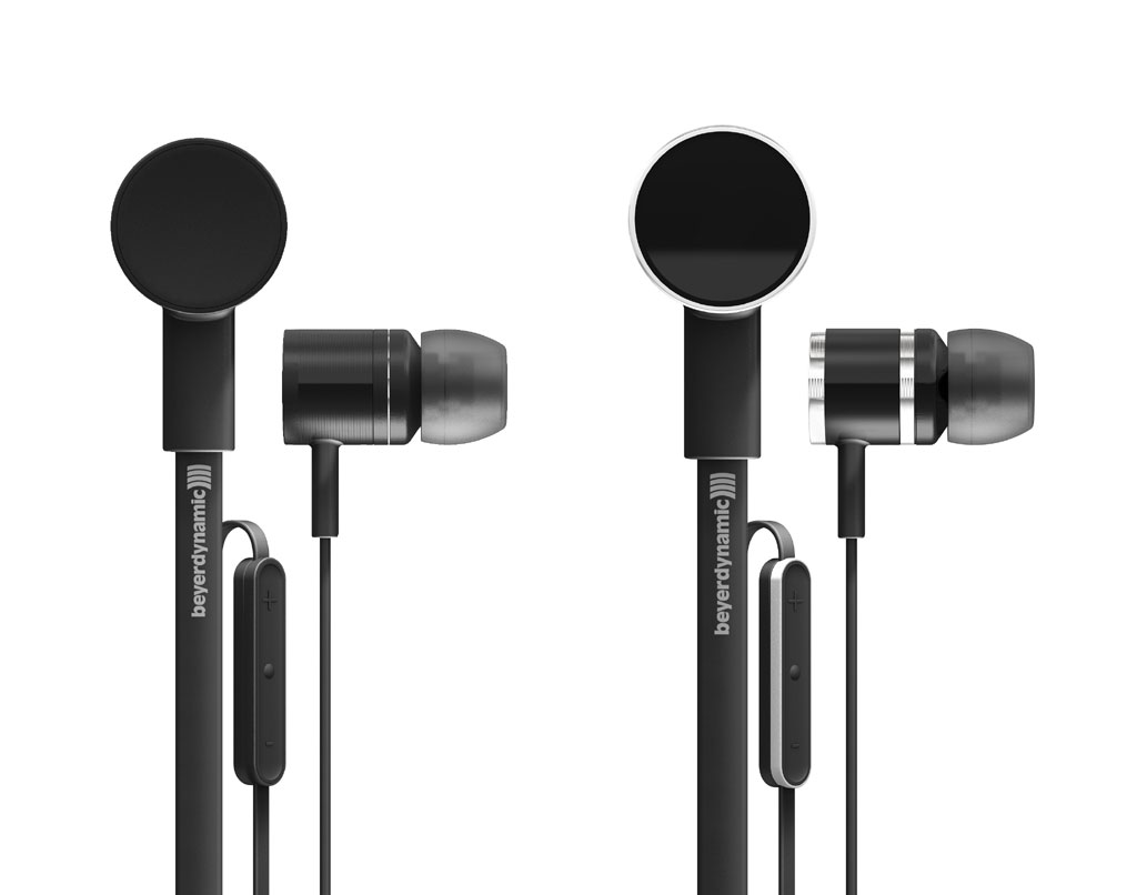 beyerdynamic In-Ear Kopfhörer/Headsets iDX 120 iE und iDX 160 iE