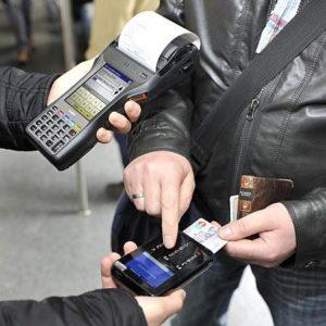 Online-Zahlung mit girocard über das Secure PIN-Pad CCV fly