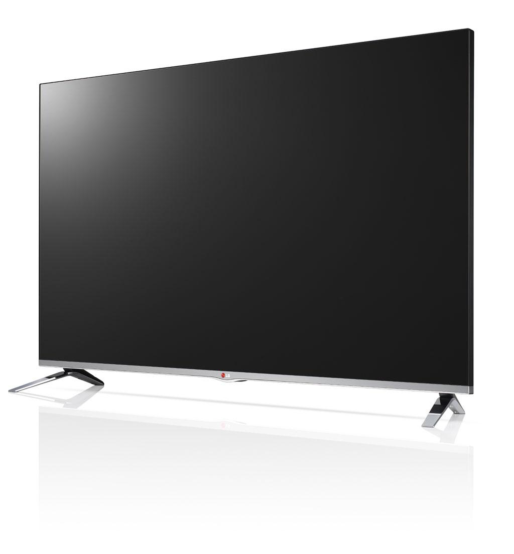 LG Cinema 3D Smart TV 42LB670V