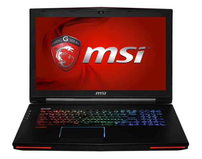 MSI GT72 Dominator Pro