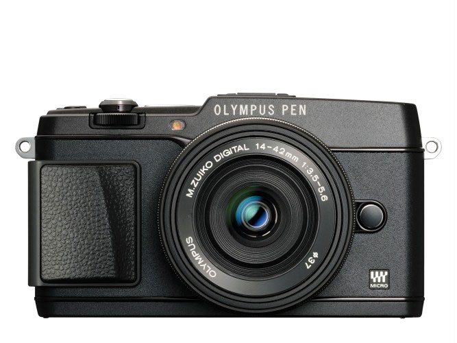 Olympus PEN E-P5 Luxury Kit