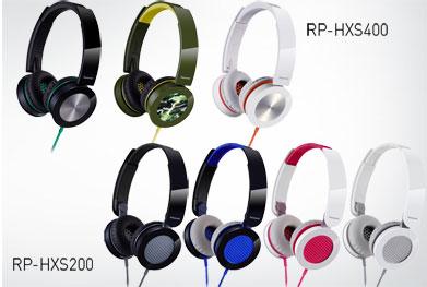 Panasonic HXS400 und HXS200