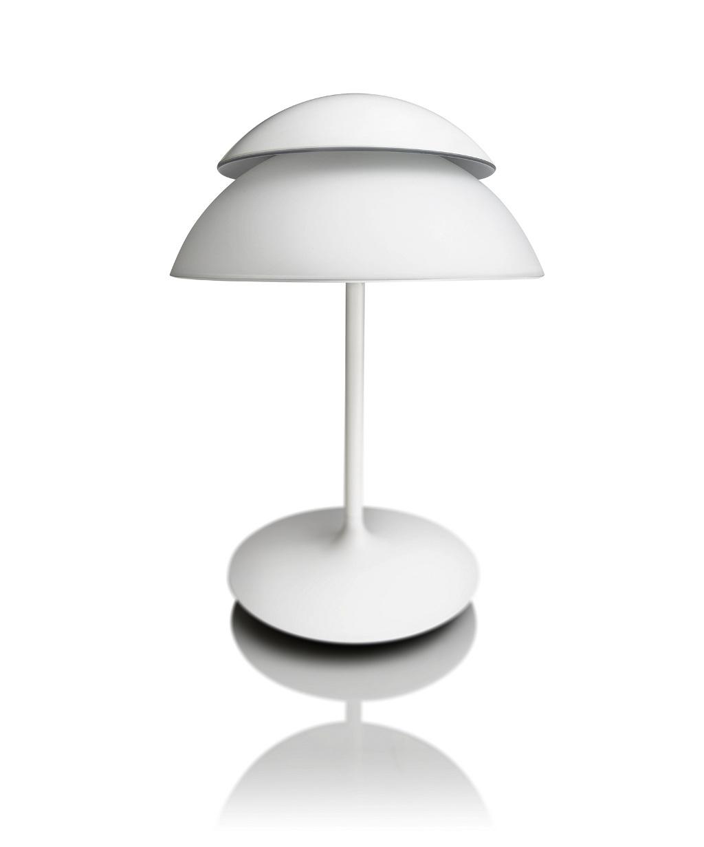 app f hige hue beyond l sst zwei lichter mit einer lampe aufgehen. Black Bedroom Furniture Sets. Home Design Ideas