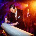 Offizieller Start der Membranproduktion in Tilburg