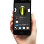 Amazon Fire Phone mit Firefly