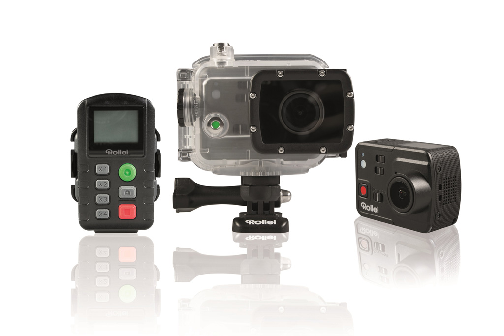 Rollei Actioncams