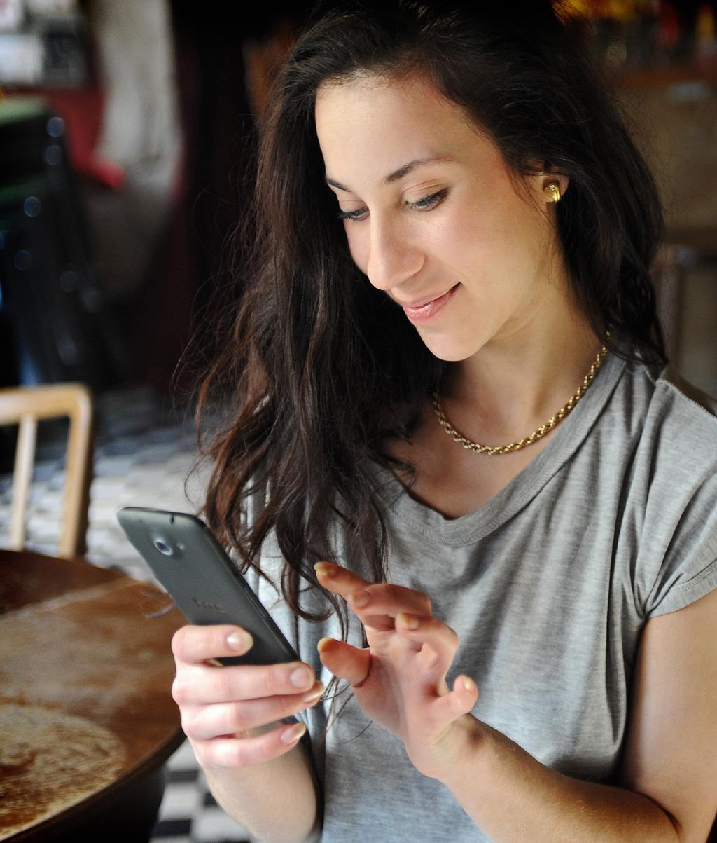 LTE: Bilder und Videos unterwegs schnell an Freunde verschicken