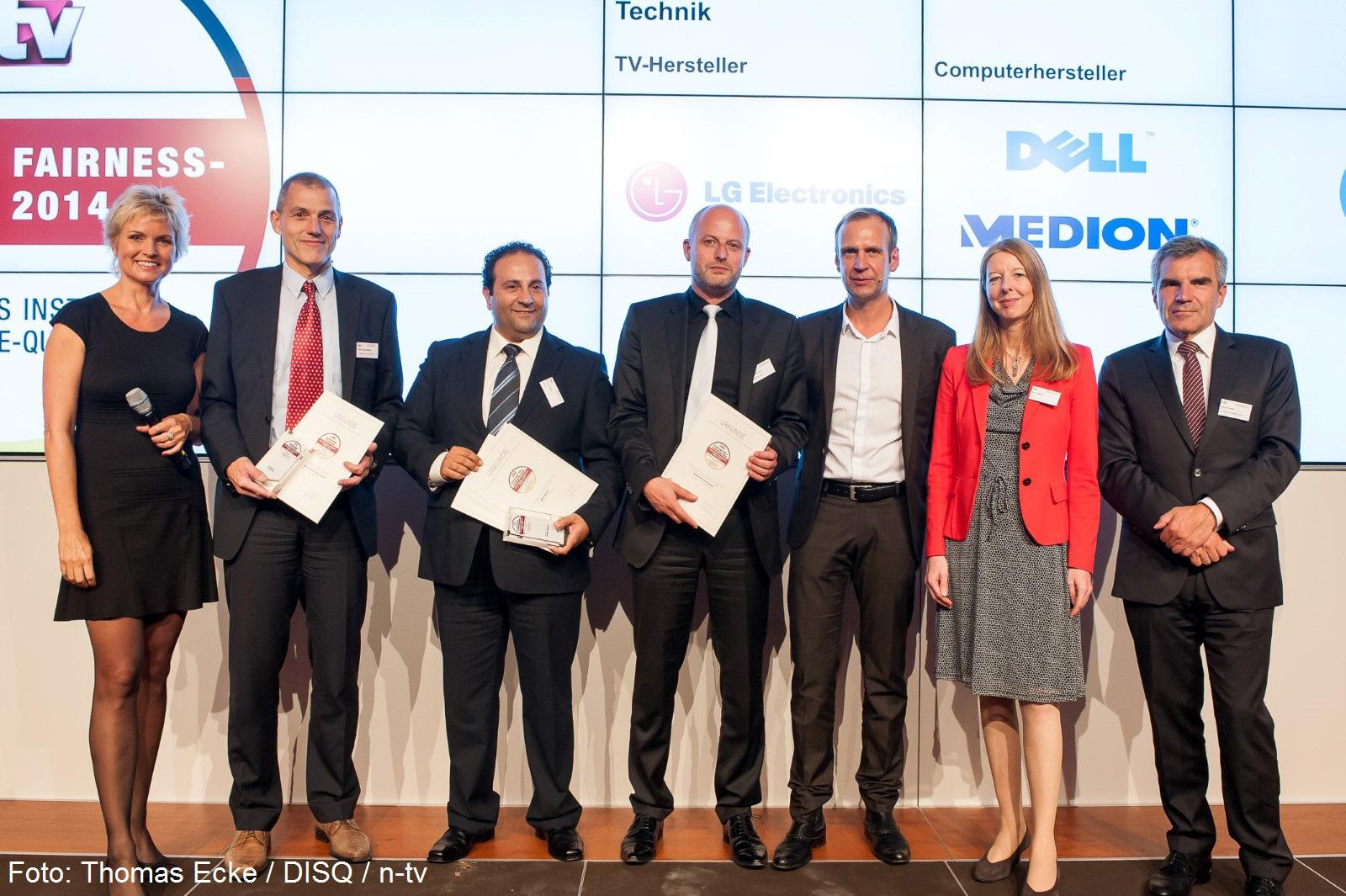 Deutscher Fairness-Preis