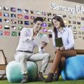 Samsung auf der Frankfurter Buchmesse