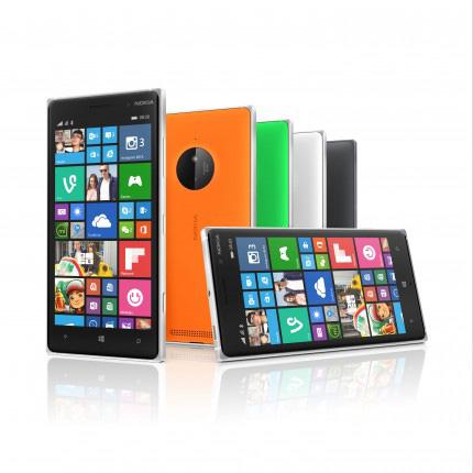 Smartphone Lumia 830