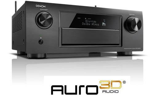Denon Auro-3D