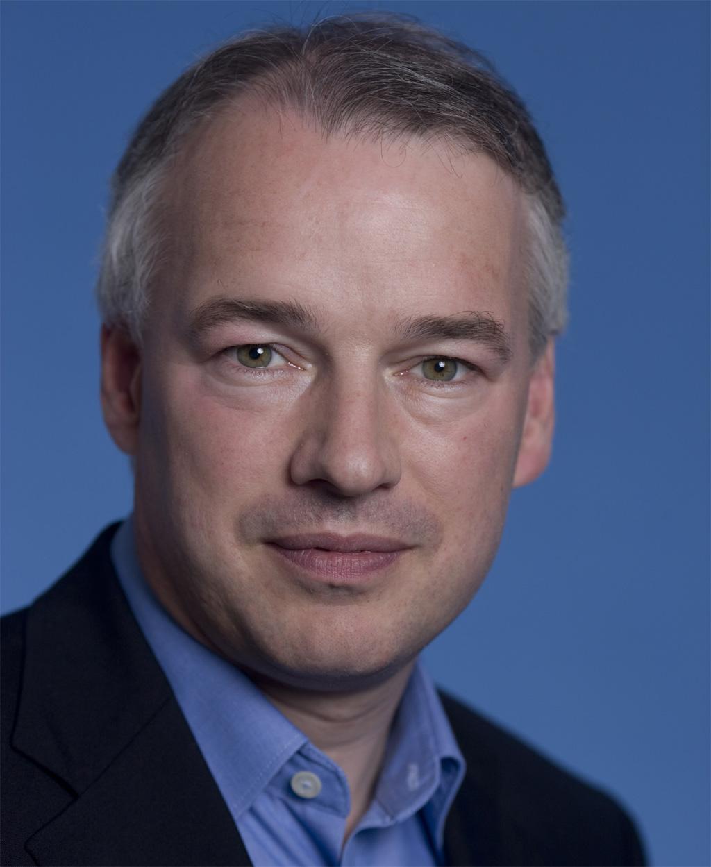 Microsoft Deutschland Geschäftsführer Alastair Bruce