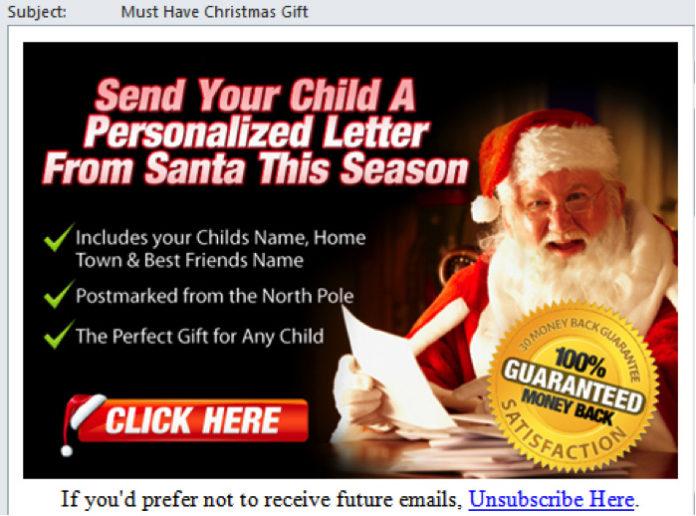 Malware Santa