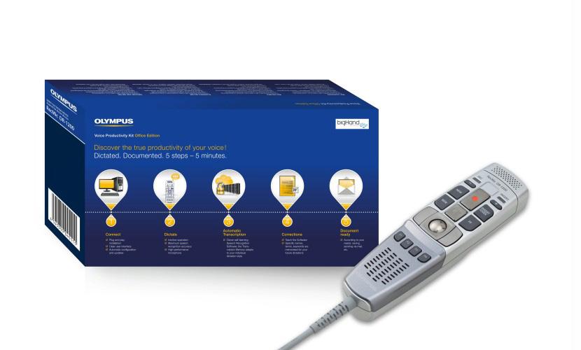Olympus Voice Productivity Kit