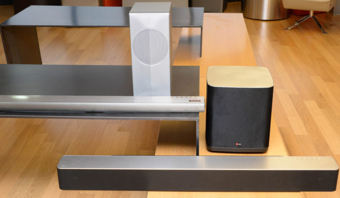 LG Music Flow Wi-Fi Serie