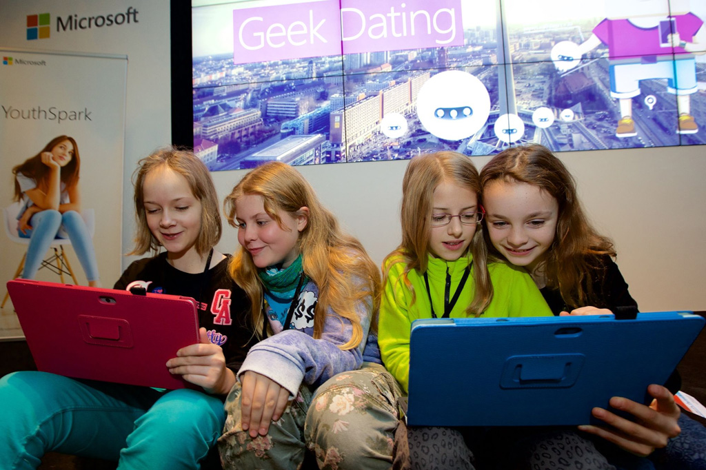 Microsoft Geek Dating