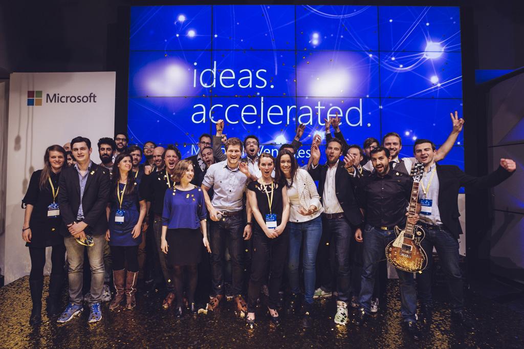 Microsofts zweite Gründerklasse