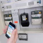Intelligente Stromablesung per E-Metering zuhause