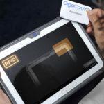 Sichere Authentifizierung via NFC durch SmartCards
