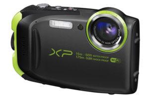 FinePix XP80, Schwarz