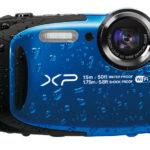 FinePix XP80, Blau